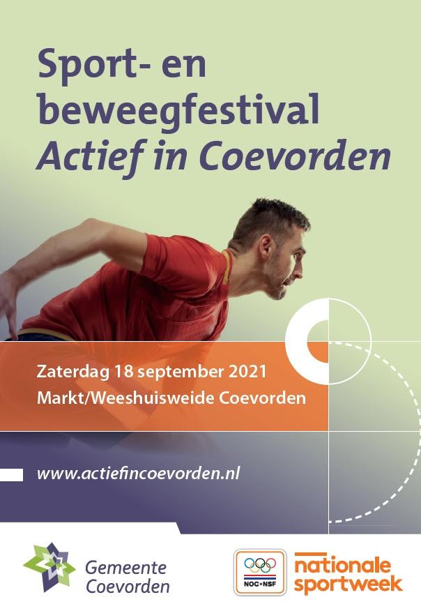 Sport en beweegfestival