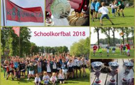 schoolkorfbal 2018